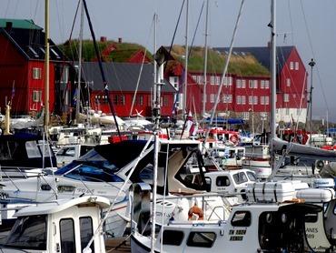 087.  Torshaven, Faroe Islands