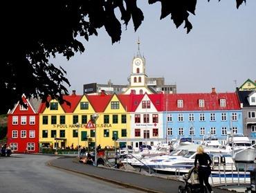 088.  Torshaven, Faroe Islands