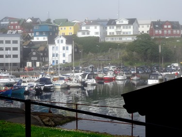 091.  Torshaven, Faroe Islands
