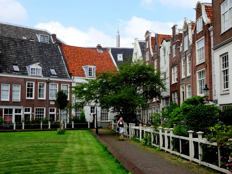 109.  Amsterdam, Netherlands, Day 1