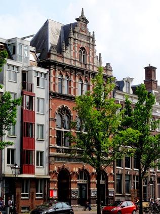 139.  Amsterdam, Netherlands, Day 1