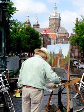 146.  Amsterdam, Netherlands, Day 1