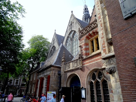 150.  Amsterdam, Netherlands, Day 1