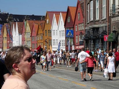 150. Bergen, Norway