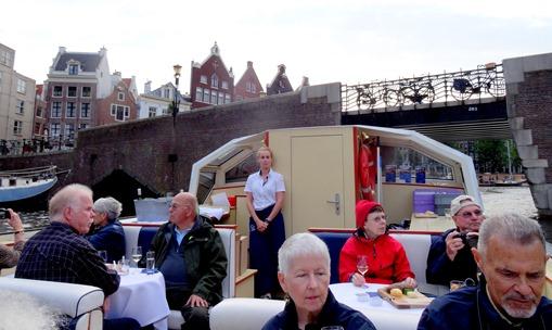 165.  Amsterdam, Netherlands, Day 1