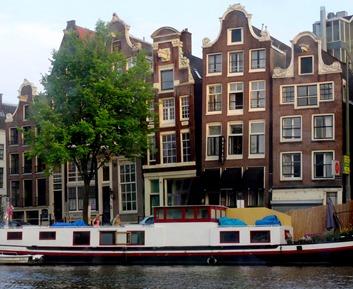 172.  Amsterdam, Netherlands, Day 1