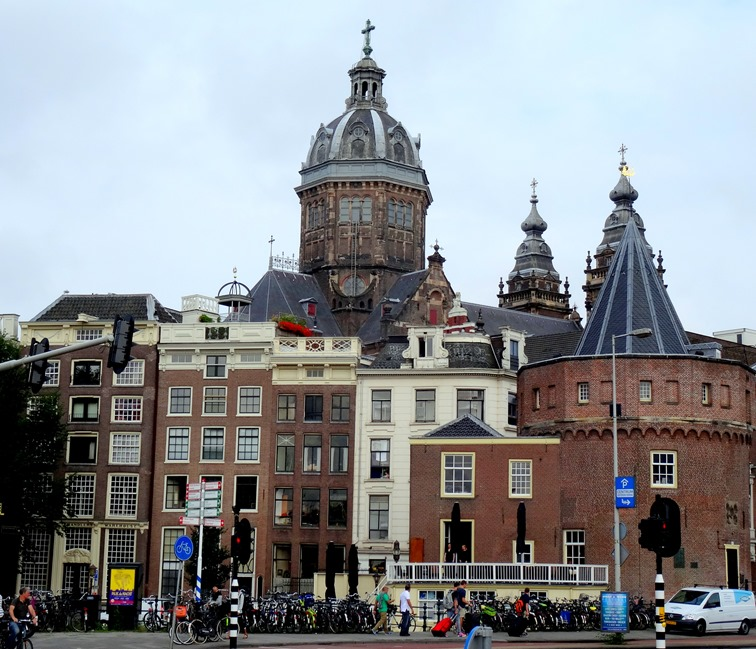 2. Amsterdam, Netherlands, Day 1