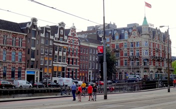 9. Amsterdam, Netherlands, Day 1
