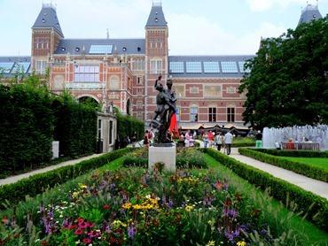 93. Amsterdam, Netherlands, Day 1
