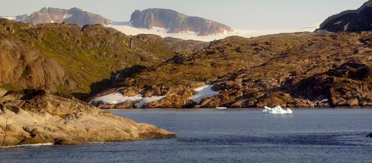 007. Prince Christian Sund, Greenland