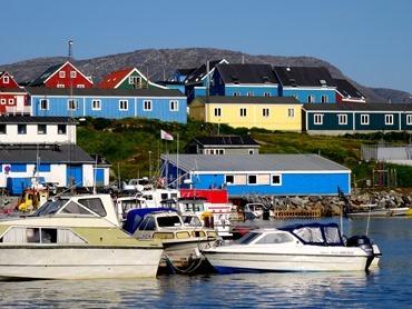 015. Qaqortoq, Greenland