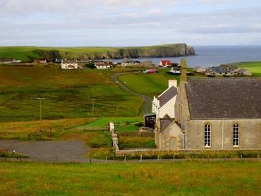 020.  Lerwick, Shetland Islands
