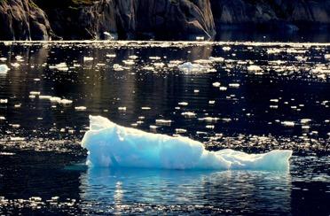 020. Prince Christian Sund, Greenland
