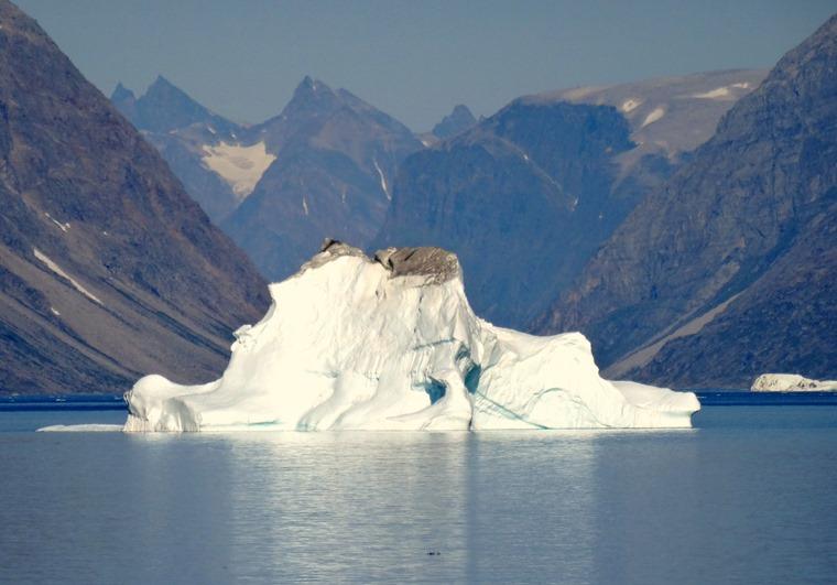 056. Prince Christian Sund, Greenland