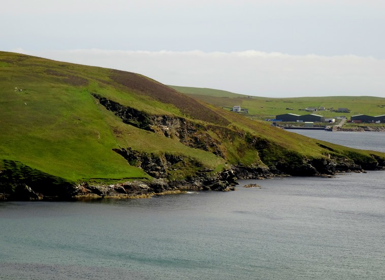 093.  Lerwick, Shetland Islands