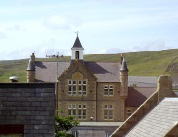 110.  Lerwick, Shetland Islands