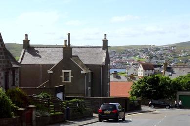 111.  Lerwick, Shetland Islands