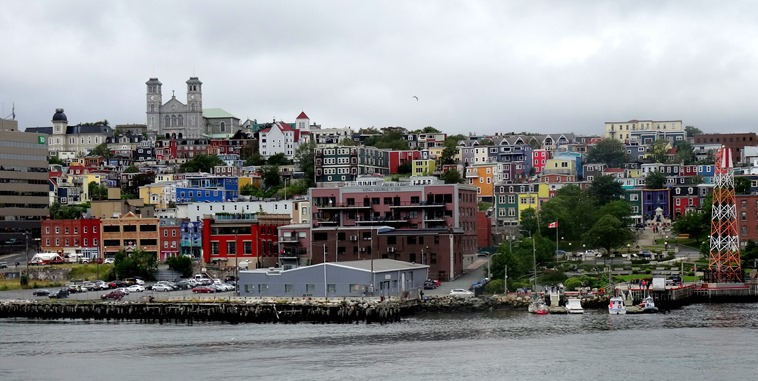 111. St Johns, Newfoundland
