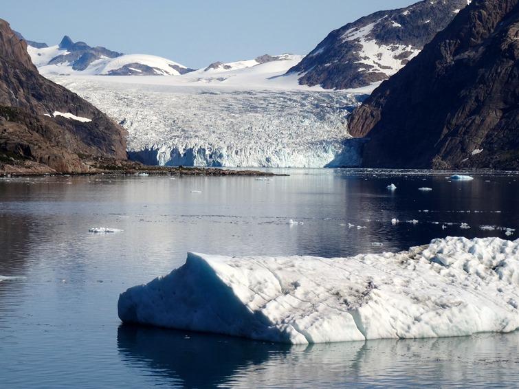 118. Prince Christian Sund, Greenland