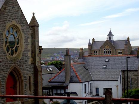 125.  Lerwick, Shetland Islands