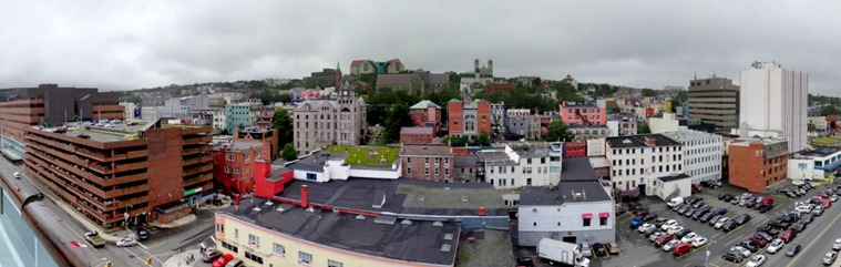 126a. St Johns, Newfoundland_stitch