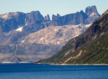 154. Prince Christian Sund, Greenland