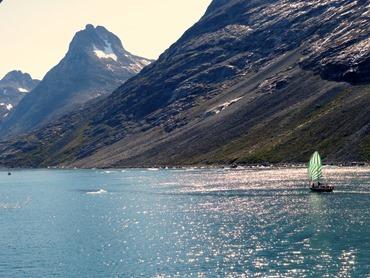 158. Prince Christian Sund, Greenland