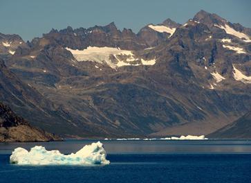 191. Prince Christian Sund, Greenland