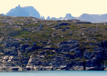 196. Prince Christian Sund, Greenland