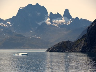 206. Prince Christian Sund, Greenland
