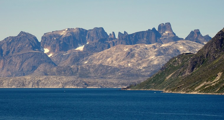 215. Prince Christian Sund, Greenland