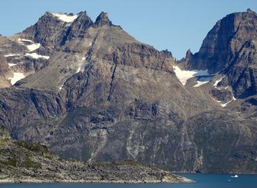 216. Prince Christian Sund, Greenland