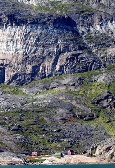 224. Prince Christian Sund, Greenland
