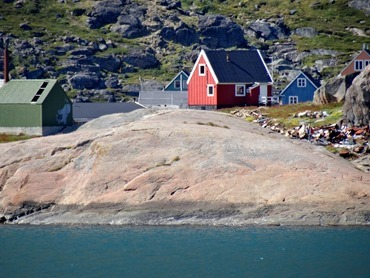 225. Prince Christian Sund, Greenland