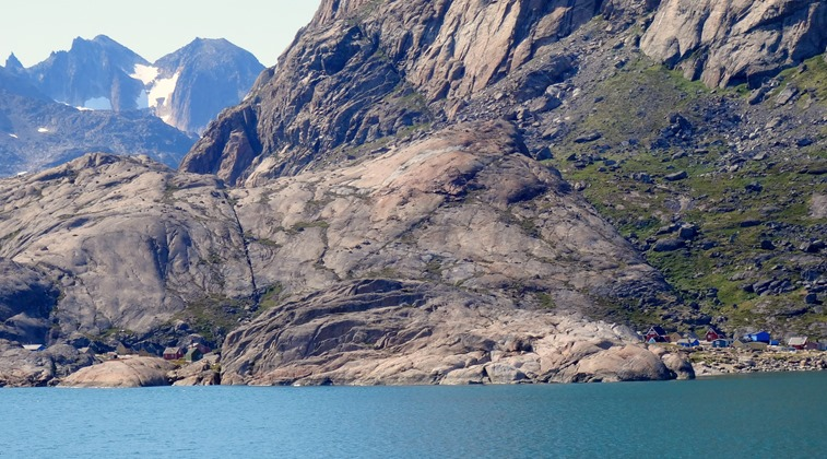 228. Prince Christian Sund, Greenland