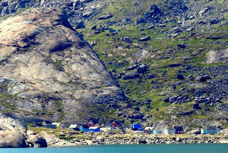 229. Prince Christian Sund, Greenland
