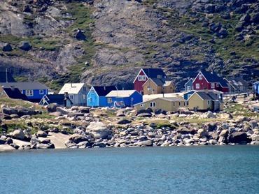 230. Prince Christian Sund, Greenland