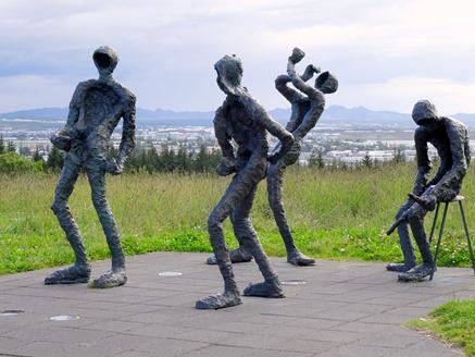 230. Reykjavik, Iceland (Day 1)