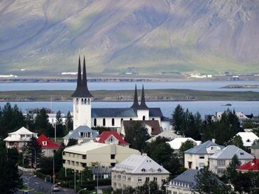234. Reykjavik, Iceland (Day 1)