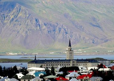 237. Reykjavik, Iceland (Day 1)