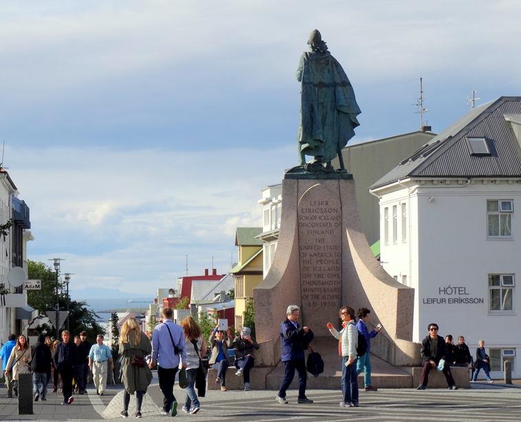 245. Reykjavik, Iceland (Day 1)