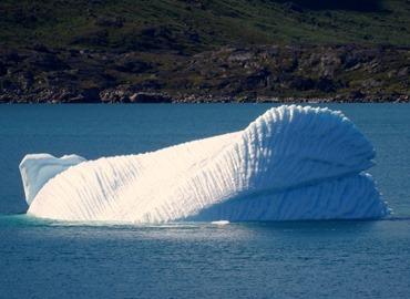 254. Prince Christian Sund, Greenland