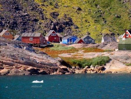 260. Prince Christian Sund, Greenland