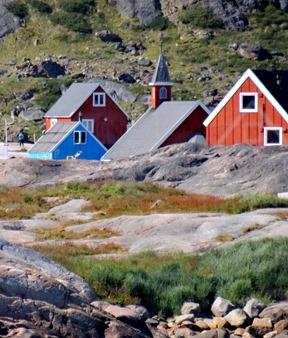 262. Prince Christian Sund, Greenland