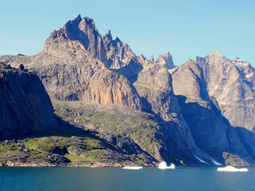275. Prince Christian Sund, Greenland