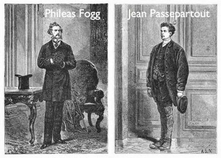 Fogg & Passepartout