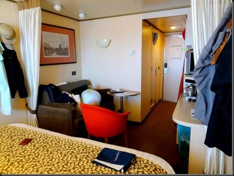 31. At Sea on Amsterdam