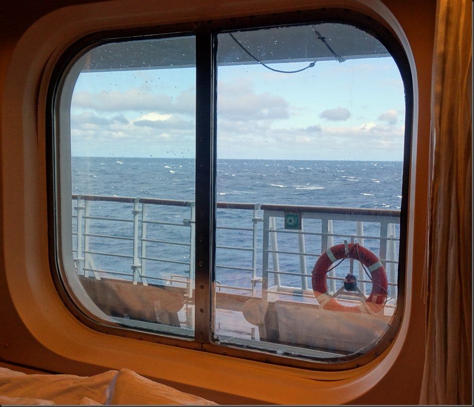 4. At Sea on Amsterdam
