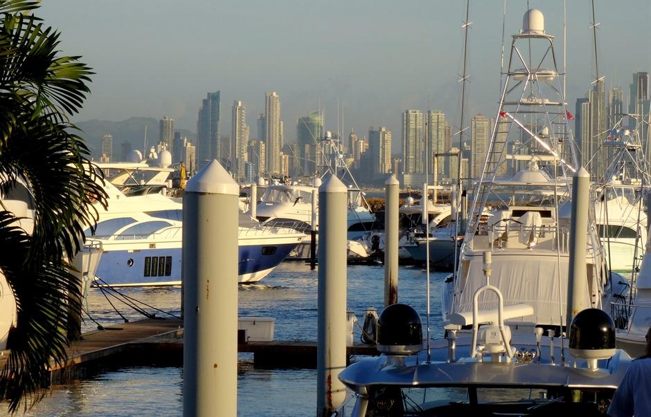 1. Panama City, Panama