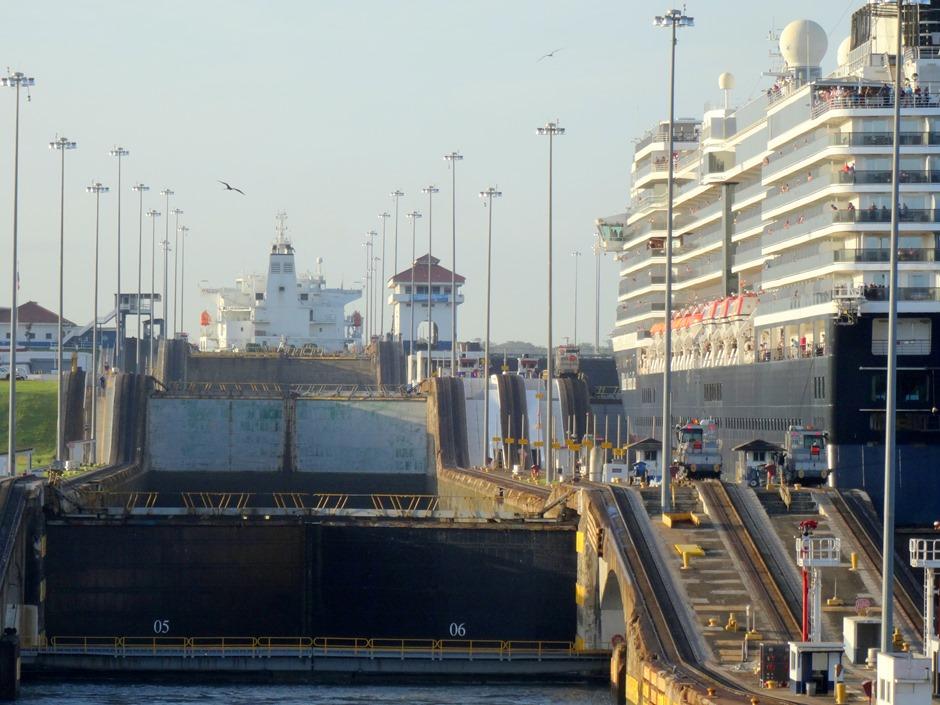 10. Panama Canal